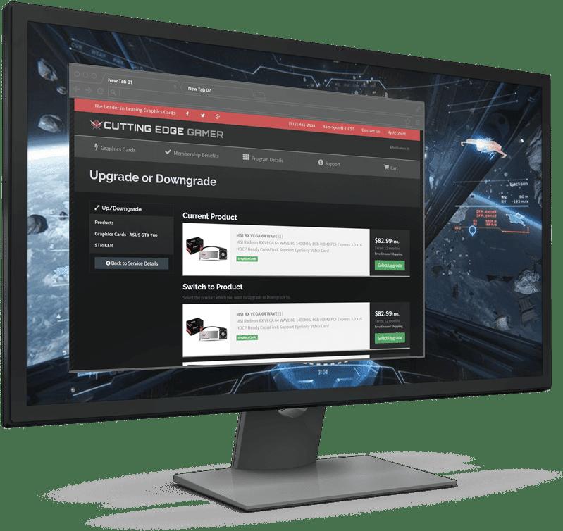 CuttingEdgeGamer LLC | UPGRADE  WIN  DOMINATE