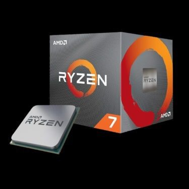 AMD RYZEN 7 3800X WITH PRISM COOLER