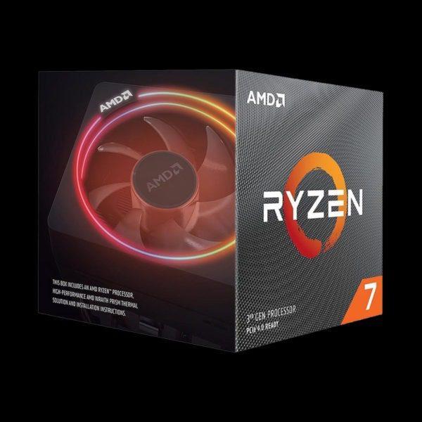 AMD RYZEN 7 3800X WITH PRISM COOLER