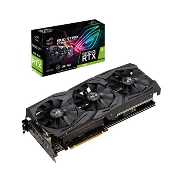 ASUS RTX 2060 ROG STRIX Overclocked Edition