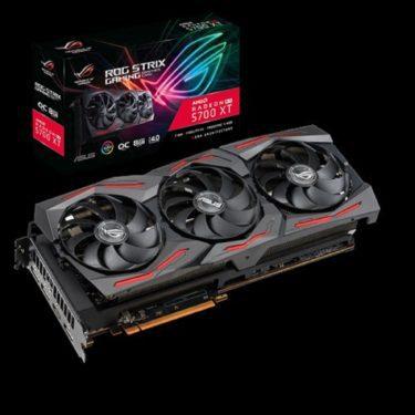 ASUS RX 5700 XT STRIX OC
