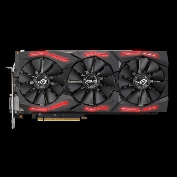 ASUS Radeon RX VEGA 64 ROG STRIX OC