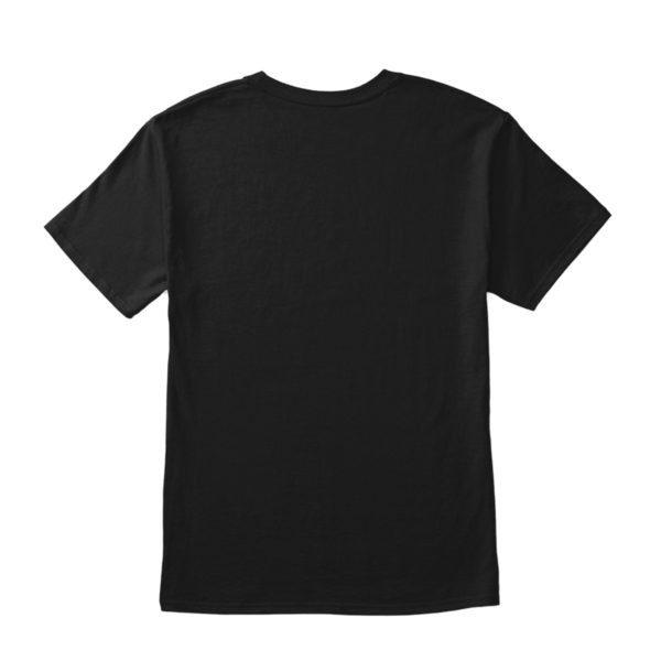 Cutting Edge Gamer – Psych – Unisex Black T-Shirt