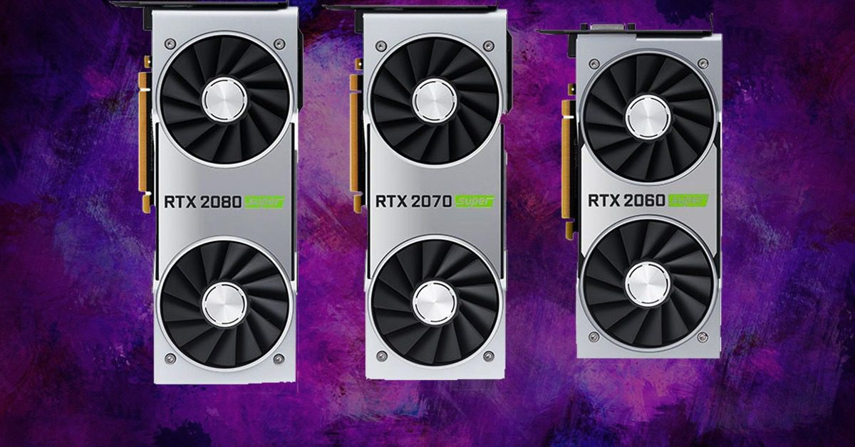 Preview: The NVIDIA RTX Super Series