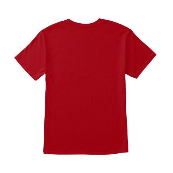 Cutting Edge Gamer – Psych – Unisex Red T-Shirt