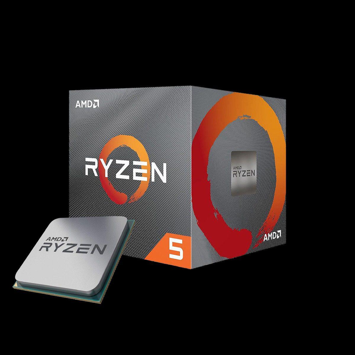 Amd Ryzen 5 3600x With Wraith Spire Cooler Cuttingedgegamer Llc