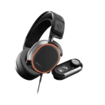 SteelSeries Arctis Pro Wired Headset + GAMEDAC