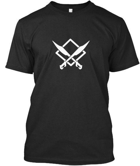 CUTTING EDGE GAMER White Logo Men's