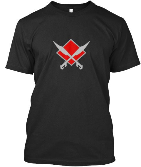 CUTTING EDGE GAMER Red / Gray Logo Men's