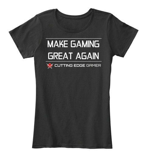 MAKE GAMING GREAT AGAIN Women's