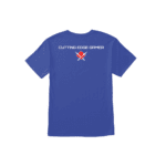 UPGRADE. WIN. DOMINATE. Blue Men's T-Shirt