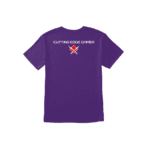 UPGRADE. WIN. DOMINATE. Purple Men's T-Shirt